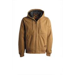 Men's Gritman Lined Hooded Canvas Jacket