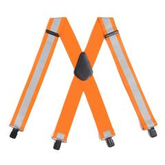 Men's High-Visibility Rugged Flex Suspenders