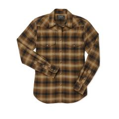 Women's Pioneer Wool Shirt