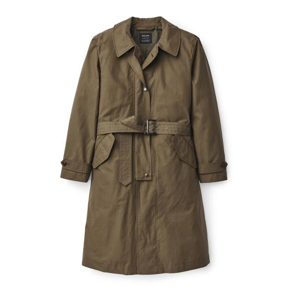 Filson Women's Sawyer Trench