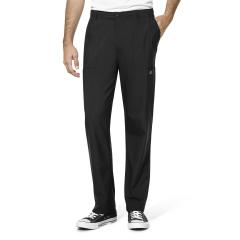 Wink Scrubs Men's Flat Front Cargo Pant Extended Sizes