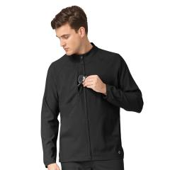 Men's Zip Front Warm Up Jacket