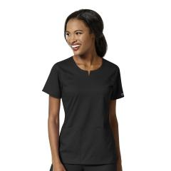 Wink Scrubs Women's 4 Pocket Notch Neck Top - Extended Sizes