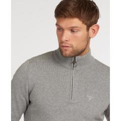 Men's Cotton Half Zip