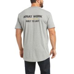 Men's Rebar Cotton Strong Work Done Right SS T-Shirt