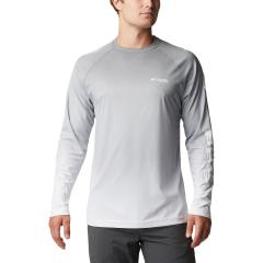 Men's Terminal Deflector Printed Long Sleeve Shirt