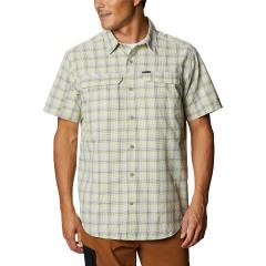 Men's Silver Ridge Short Sleeve Seersucker Shirt