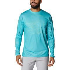 Men's Terminal Tackle PFG Running Line Long Sleeve