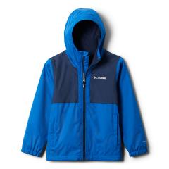 Boys' Rainy Trails Fleece Lined Jacket