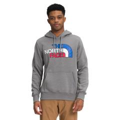 Men's USA Box Pullover Hoodie