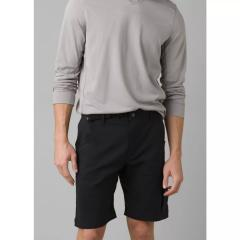 prAna Men's Stretch Zion Short 10 Inch Inseam
