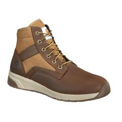 Men's 5 Inch Lightweight Brown Sneaker Boot - Non-Safety Toe