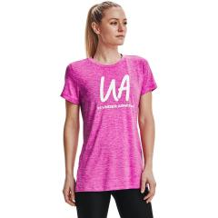 Women's Tech Twist Graphic Short Sleeve