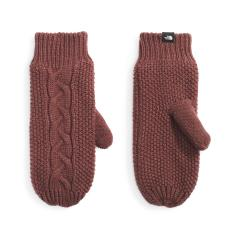 Women's Cable Minna Mitt - Past Season