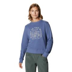 Women's Babes in the Woods Crew Sweatshirt