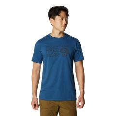 Men's Mountain Hardwear Logo Short Sleeve T