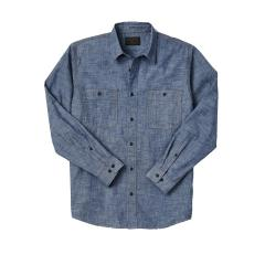 Men's Chambray CPO Shirt