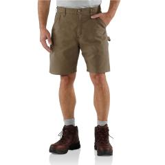 Men's Canvas Cell Phone Work Short - 8.5 Inch Inseam - Discontinued Pricing