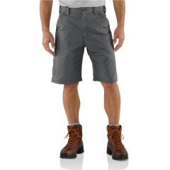 Men's Canvas Work Short - 10 Inch Inseam