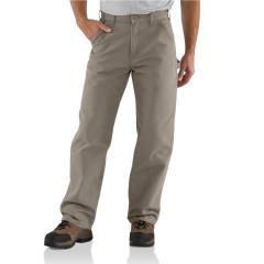 Men's Washed Duck Work Pant