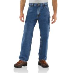 Men's Loose Fit Work Jean