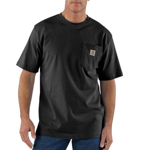 Carhartt Men's Workwear Pocket Short-Sleeve T-Shirt