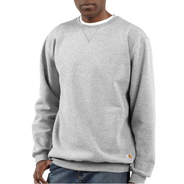 Carhartt Men's Midweight Crewneck Sweatshirt - Dicontinued Pricing