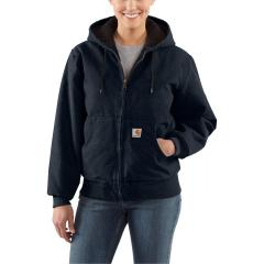 Women's Sandstone Active Jac - Quilted Flannel Lined - Discontinued Pricing