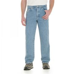 Men's Rugged Wear Relaxed Fit Jean