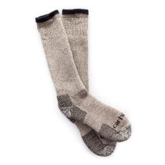 High Wool Boot Sock
