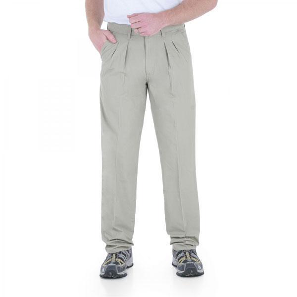 Wrangler Men S Rugged Wear Khaki Ripstop Angler Pant