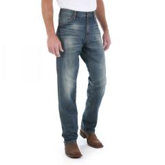 Men's Retro Jeans Slim Straight