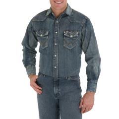 Men's Cowboy Cut Work Basic