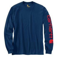 Men's Signature Sleeve Graphic Long-Sleeve T-Shirt - Discontinued Pricing