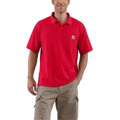 Men's Contractor's Work Pocket Polo - Discontinued Pricing
