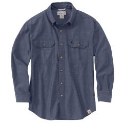 Men's Fort Solid Long-Sleeve Shirt - Discontinued Pricing