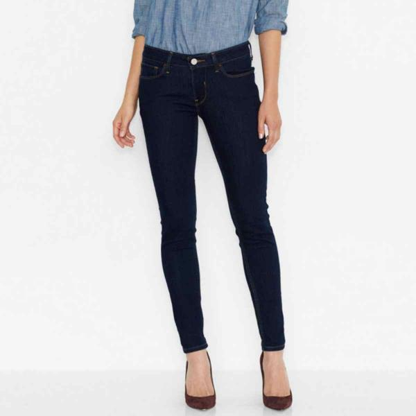Levi Women's 535 Super Skinny