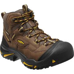 Men's Braddock Waterproof Mid - Steel Toe