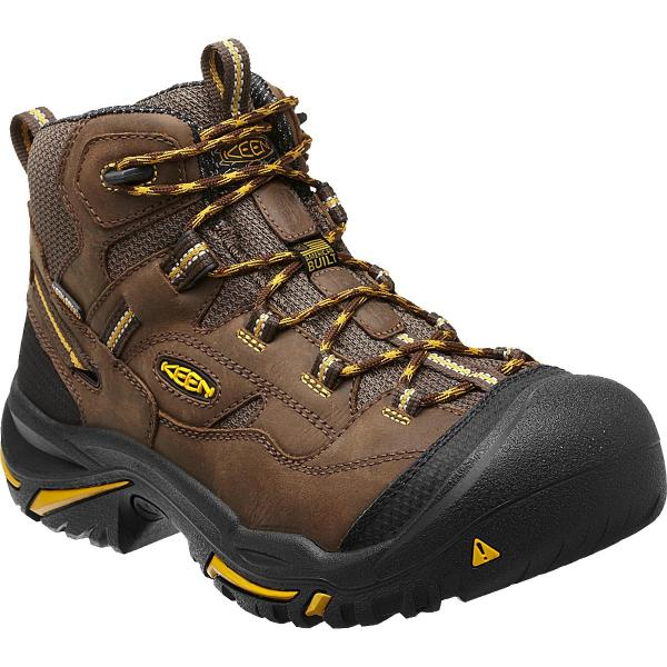 KEEN Utility Men's Braddock Waterproof Mid - Steel Toe