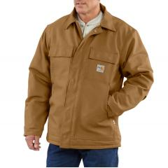 Men's Flame Resistant Duck Traditional Coat