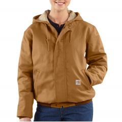 Women's Flame Resistant Canvas Active Jac