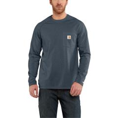 Men's Force Cotton Long-Sleeve T-Shirt - Discontinued Pricing