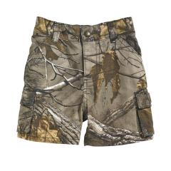 Toddler Boys' Camo Cargo Short