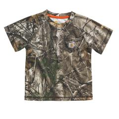 Infant and Toddler Boys' Force Camo Pocket Tee