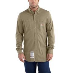 Men's FR Force Cotton Hybrid Shirt
