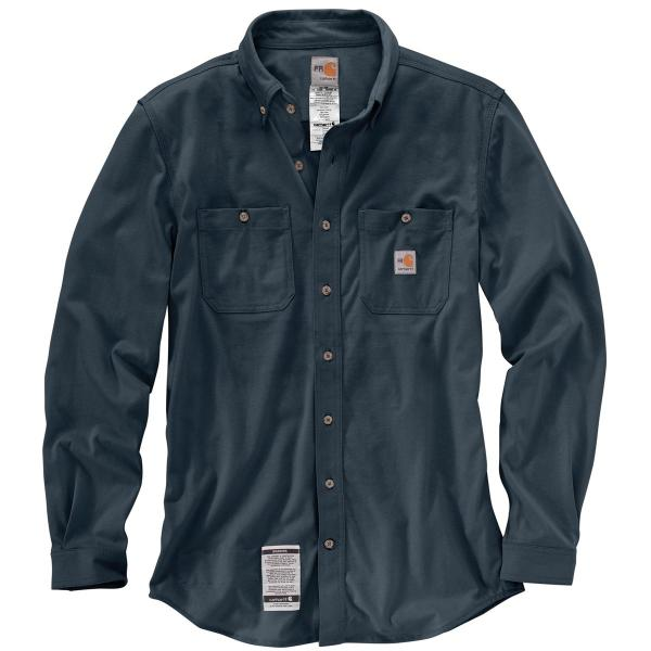 Carhartt Men's FR Force Cotton Hybrid Shirt