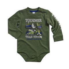 Infant Boys' Tougher Than Tough Bodyshirt