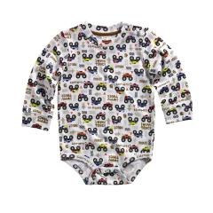 Infant Boys' Love My Truck Print Bodyshirt