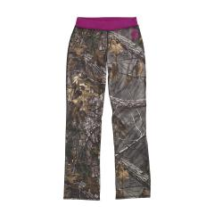 Girls' Camo Fleece Pant