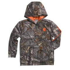 Boys' Camo Sweatshirt